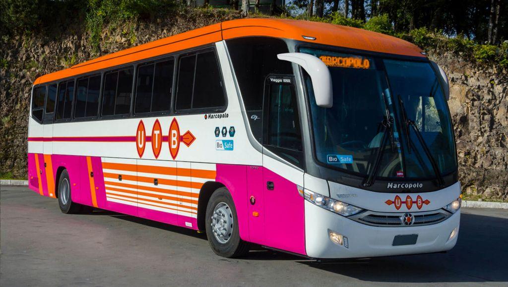Volvo amplia exportações de ônibus com novo embarque para a África