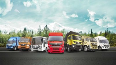 Eicher Trucks And Buses