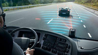 Produits du groupe Volvo | Développement continu de capteurs et de technologies avancés.