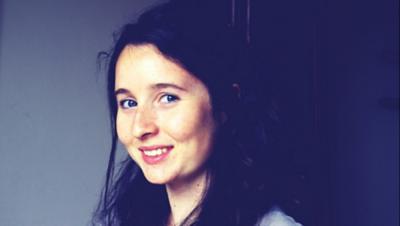 Solène Dulac, graduate from the Volvo Group engineering program