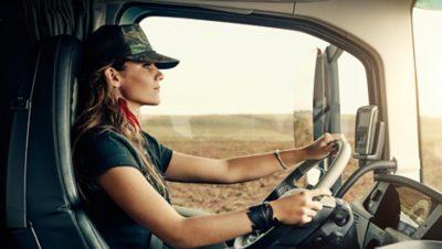 Succes van de klant is een van de kernwaarden van de Volvo Group