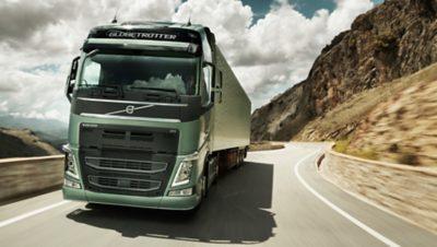 Le châssis du VolvoFH - plus léger qu'avant