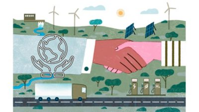 Clima | A sustentabilidade no Grupo Volvo