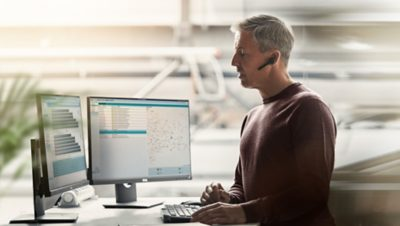 A hálózatba kapcsolás előnyei