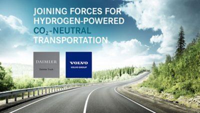 Samriskbolag med Daimler Truck AG