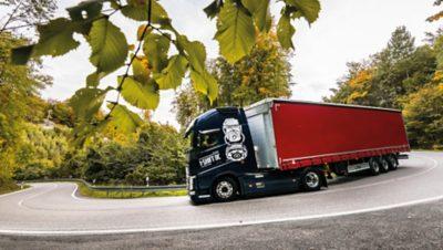 Volvo trucks dealer used truck overview