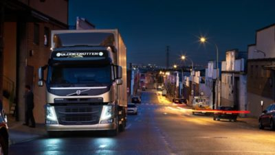 Volvo FM 適合地區運輸作業及市區物流
