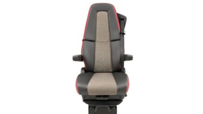 Volvo FMX interior drivers seat studio