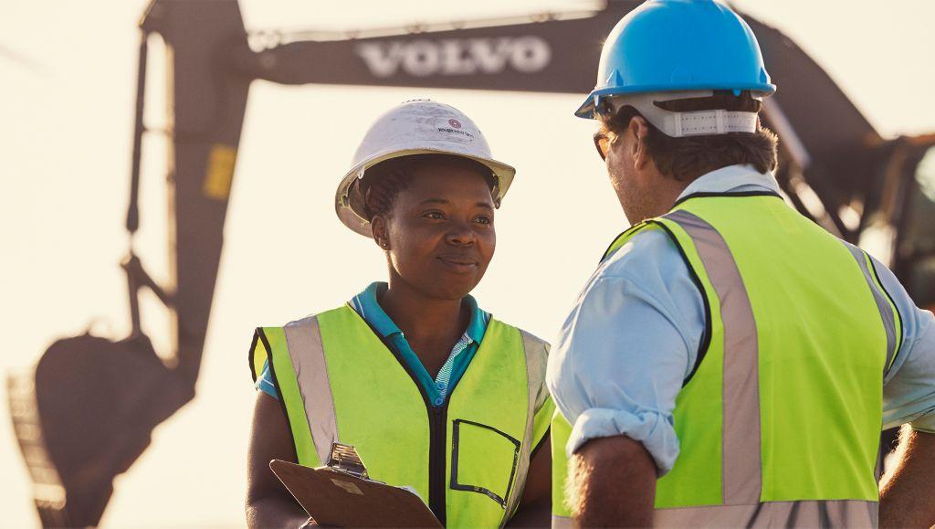 Volvo celebra Dia do Operador de Máquinas em LIVE com influenciadores