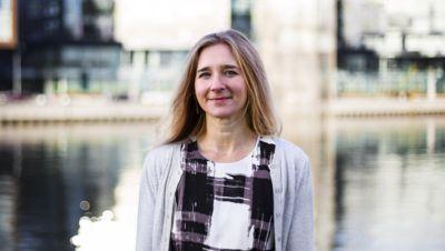 Cecilia Bengtsson - Hållbarhetsansvarig på Volvo Group Sverige