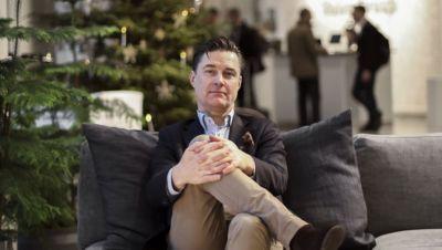 Claes Eliasson - Presschef på Volvo Group Communication
