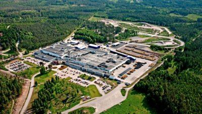 Environmental footprint from operations