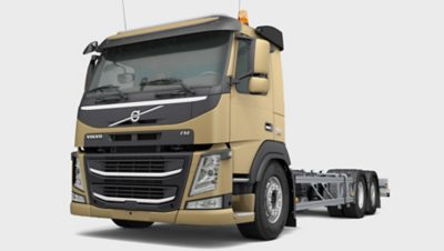 Volvo FM flexibility