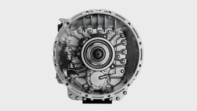 The I-Shift gearbox helps save fuel and reduce consumption