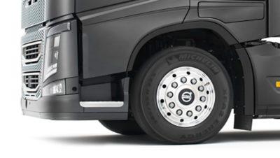 ตั้งศูนย์ล้อของ Volvo FH16