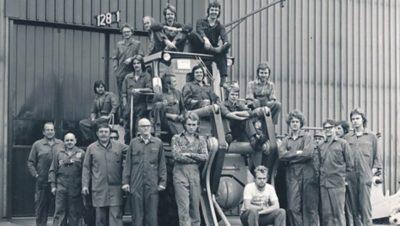 130 jaar toewijding en betrokkenheid in de fabriek van Arvika
