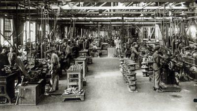 De fabriek in Köping kent een geschiedenis van ruim 160 jaar