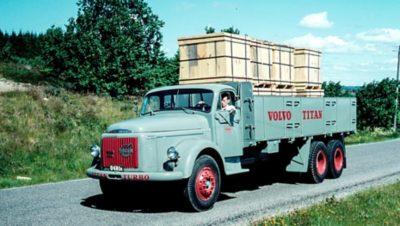 Turbo voor trucks