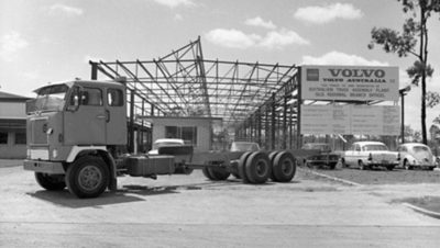 Old image of Wacol's site