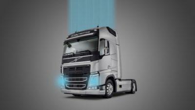 Volvo FH - i-see na nuvem
