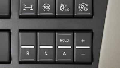 Interruptores I-shift do Volvo FM