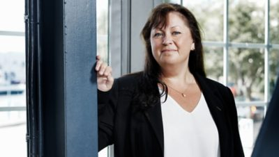 Linda Arvidsson - Executive Assistant at Investor Relations in Volvo Group