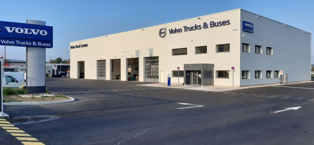 Le réseau après-vente Volvo Trucks France 100% opérationnel