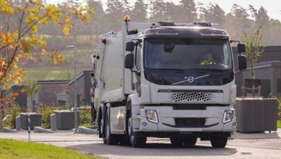 Volvo FE Electric sopbil
