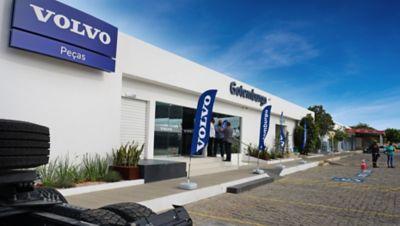 Grupo Gotemburgo inaugura loja de peças Volvo em Juazeiro, na Bahia