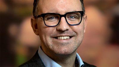 Peter Kronberg, Safety Director van de Volvo Group, geeft uitleg over de Safety Vision