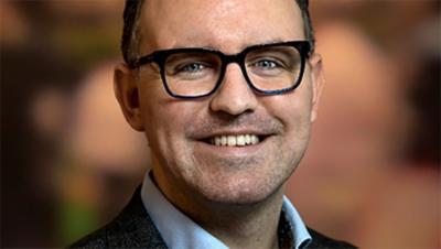 Peter Kronberg, Safety Director, Volvo Group, erläutert die Sicherheitsvision