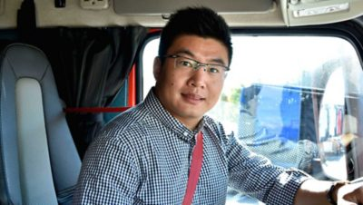 Yi Sun - Director at Product Cyber Security at Volvo Group