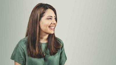 Mina Mirhendi, standardiseringsingenjör vid Volvokoncernen