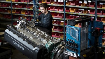 Remanufacturing (Volvo Group)