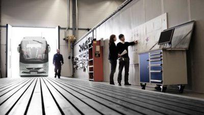 Genuine Volvo Service - Volvo Coach