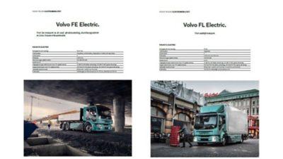 Brochure elektrische trucks