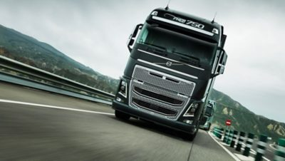 Volvo FH16 - menos acidentes