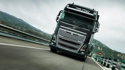 Moins d'accidents avec le Volvo FH16
