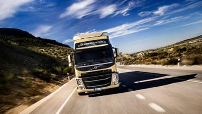 Volvo FM con innovadora característica de seguridad