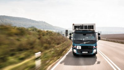 Volvo trucks FE used truck overview