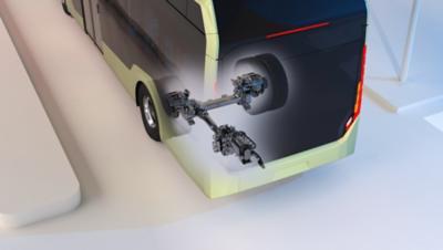 Flexible battery configuration