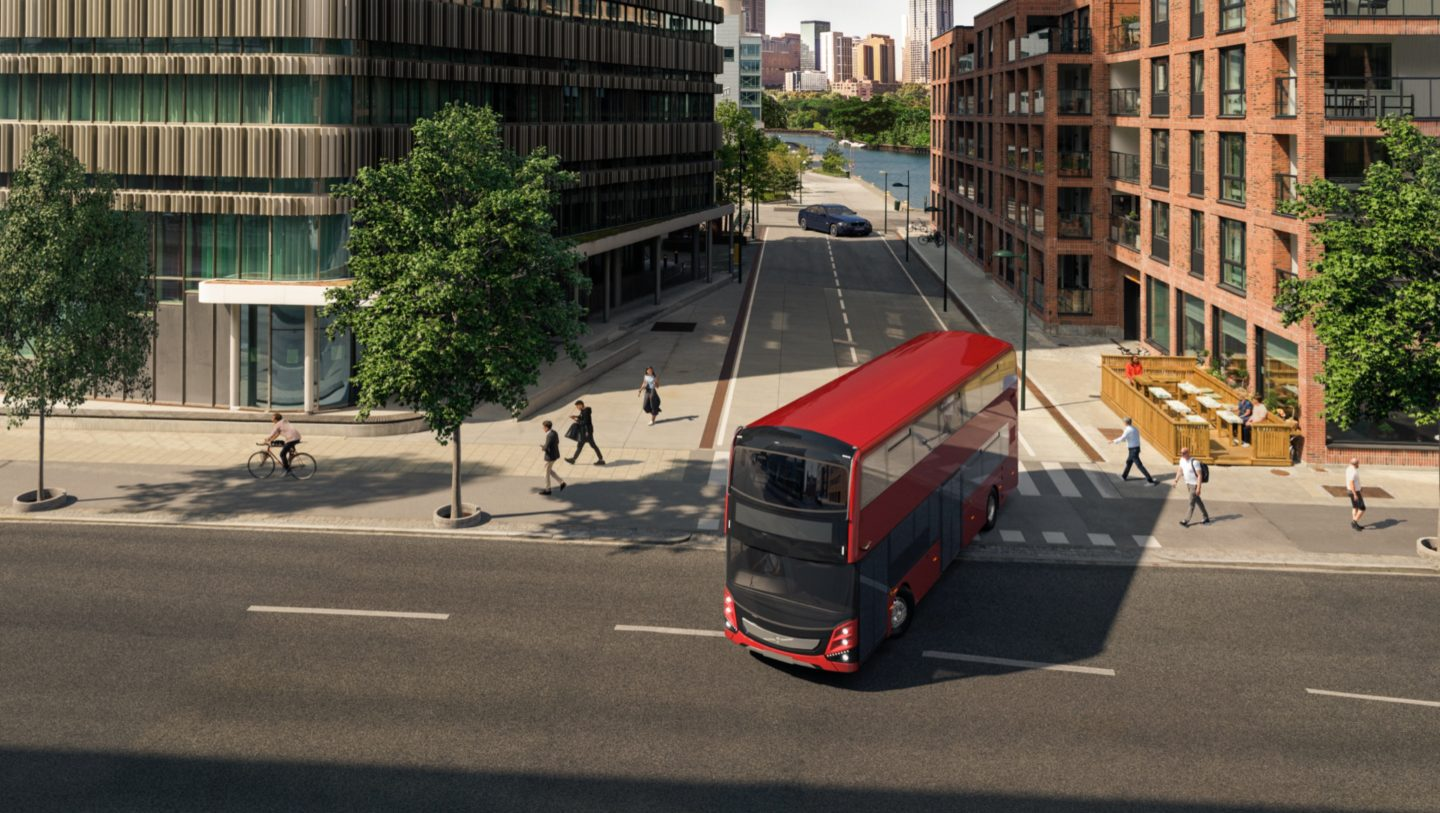 Volvo Buses   Sustainable public transport systems