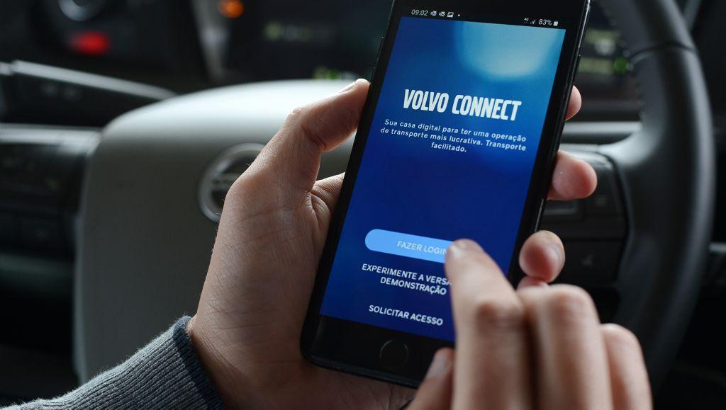 Volvo Connect amplia ainda mais a conectividade dos caminhões da marca