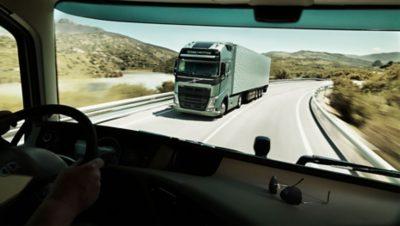 Volvo FH - um instrumento de precisão