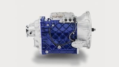 สตูดิโอการประหยัดน้ำมัน Volvo FH I-shift