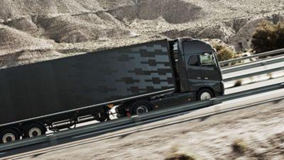 Volvo FH16 - um instrumento de precisão