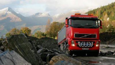 Volvo trucks buying used