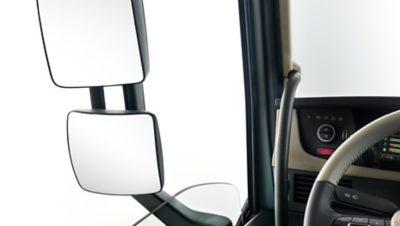 Volvo FH safety mirrrors studio