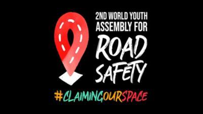 Logotipo de Juventud para la Seguridad Vial: Tú