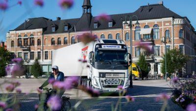 VPV Test Vehicle, LB transport